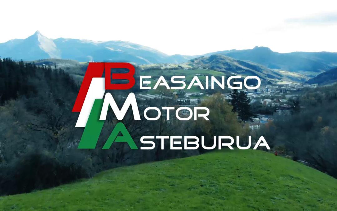 Beasaingo Motor Asteburua 2019