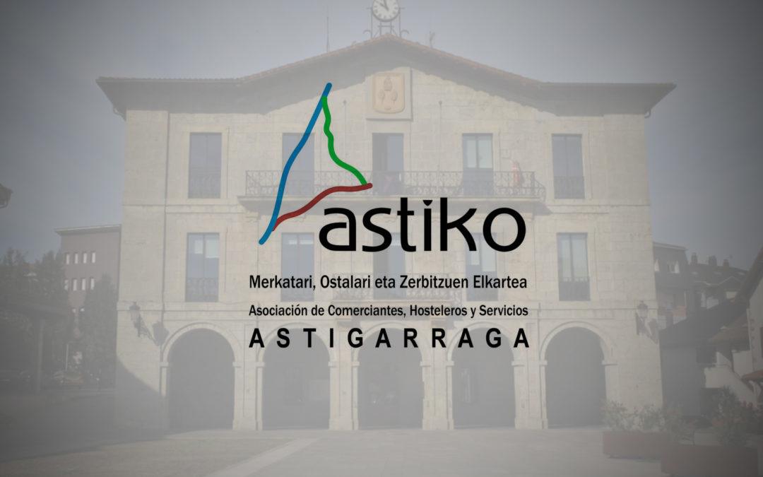 Astiko (Astigarragako Merkatari, Ostalari eta Zerbitzuen Elkartea)