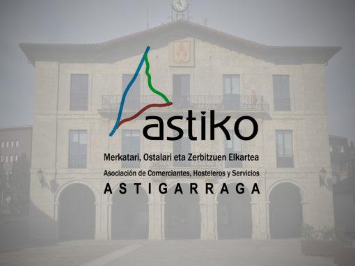 Astiko (Asociación de comerciantes, hosteleros y servicios de Astigarraga)
