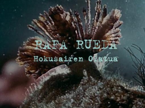 Rafa Rueda – Hokusairen olatua